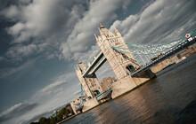 Tower Bridge On The River Tham...