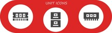 Unit Icon Set