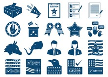 Collection Of USA Election Designs