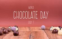 World Chocolate Day Stock Imag...