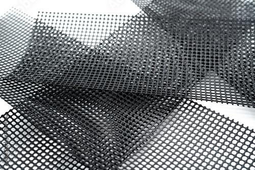 Fotomural プラスチックの網 トリカルネット
