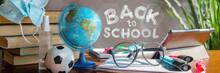 Back To School. Distance Learn...