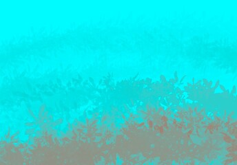 Fototapeta na wymiar Background, fond de couleur, illustration pour créations, e-learning et autres.