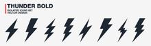Thunder Bolt Lightning Flash I...