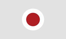 Japan Flag Circle National Vec...