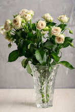 Bouquet Consisting Of White Bu...