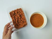 Sambel Pecel Or Peanut Sauce F...