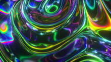 Colorful Abstract Animated Bac...