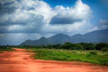 Park Tsavo East National In Ke...