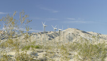 Wind Turbines In Banning Pass ...