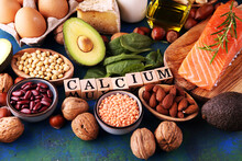 Best Calcium Rich Foods Source...