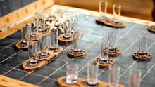 Alcoholic Board Game Sea Battl...