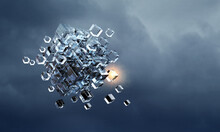 Floating Cubes. Innovation And...