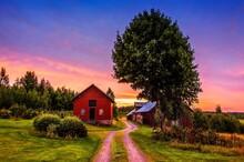 дом домик деревн...