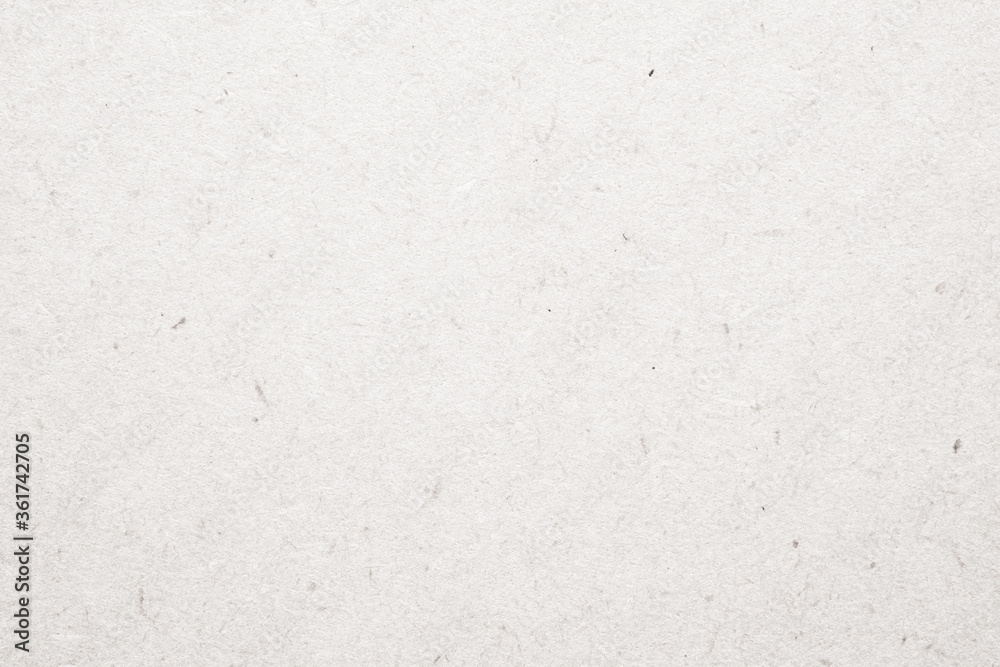 Fototapeta White recycle paper cardboard surface texture background