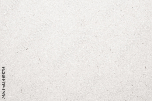Fotografia White recycle paper cardboard surface texture background