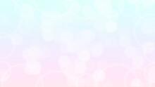 虹色のグラデーション...