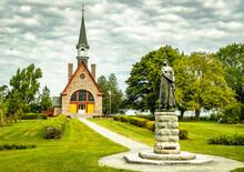 Church Grand Pre