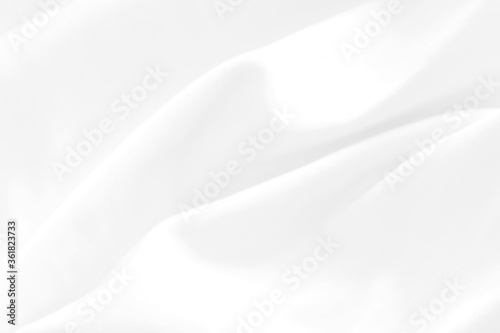 Photo white clean and soft fabric abstract smooth beauty textured