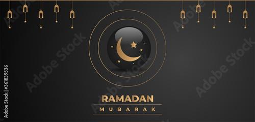 Photo Ramadan Kareem & Eid-al-fitr design