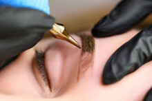 Beauty Masters Hands Do Permanent Eyebrow Makeup