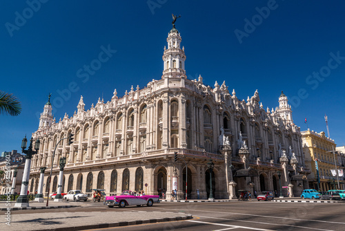 Photo Gran Teatro de Habana Alicia Alonso, Havana, Cuba