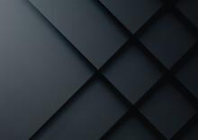 Black Geometric Vector Backgro...