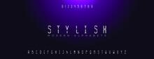 STYLISH Tech Modern Minimal Fo...