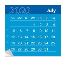 Calendar Sheet For The Month O...