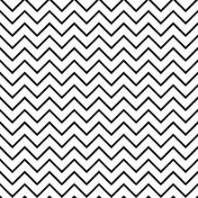 Zigzag Wave Pattern Background...