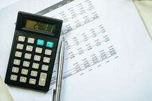 Financial Calculation Numbers ...