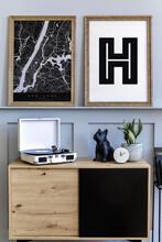 Scandinavian Home Interior Of ...