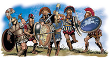 Ancient Greece - Fight Of Athe...