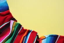 Poncho Mexican Cinco De Mayo R...