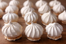 Sigh Or Homemade Meringue Is A...