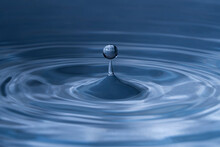 Water Drop Rising Again After ...