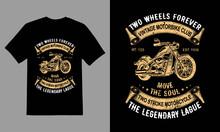 Two Wheel Forever Vintage Moto...