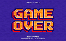 Editable Text Effect, Video Ga...