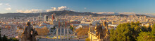 Barcelona - The Panorama Of Th...