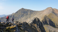 The Trials And Tribulations Of Crib Goch, Snowdon