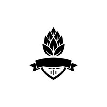 Pine Cone Luxury Elegant Logo ...
