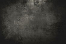 Old Gray Grungy Canvas Backgro...