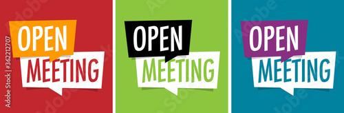 Photo Open meeting
