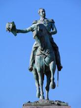 Statue Of Grand Duke William I...