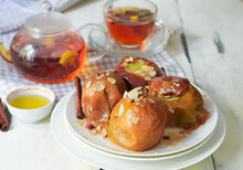 Baked Apples, Slow Cooked With No Sugar