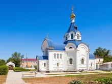 Odigitrievsky Cathedral In Ula...