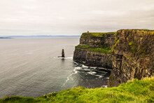 Cliffs Of Moher, Sea Cliffs Lo...