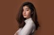 Beautiful asian woman with a beautiful face