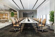 3d Rendering Business Meeting ...
