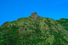 Teapot Mountain In Ruifang District, New Taipei, Taiwan.